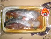 レンジでポン ちゃんちゃん鮭